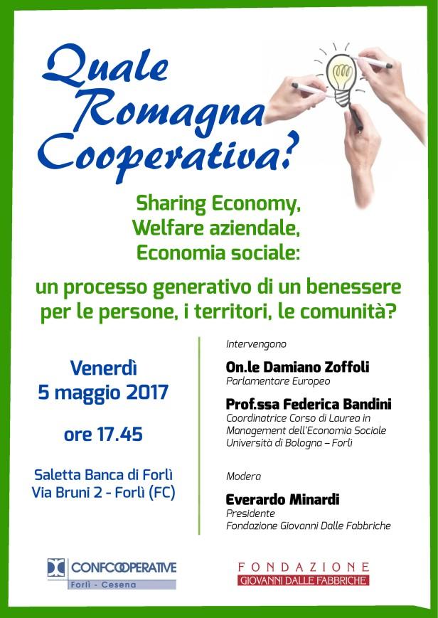volantino 5 maggio - Quale Romagna Cooperativa